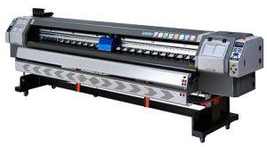 دستگاه چاپ بنر کارکرده