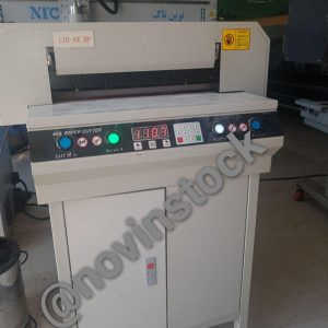 O201 – دستگاه برش کاغذ دیجیتال