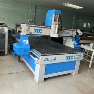 دستگاه CNC سایز 130 در 250 استوک