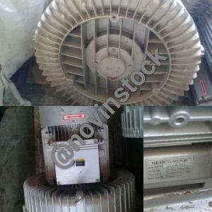 پمپ وکیوم کارکرده دستگاه CNC